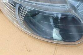 06-09 Saab 9-5 HId Xenon Headlight Head Light Lamps Set L&R - POLISHED image 6