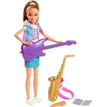MATTEL Barbie Team Stacie Music Playset (Stacie Doll w Instruments)  NIB... - $17.99