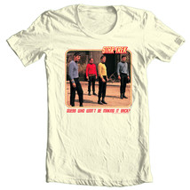 Star Trek Red Shirt T-shirt  original Trekkies 70s Battlestar Galactica CBS268 image 2