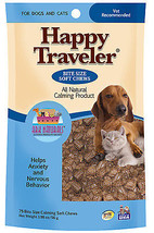 Happy Traveler Dog Treats, Soft Chicken Chews, 120-Ct. - $21.77