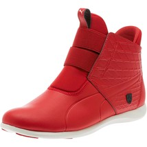 New Women's Puma / Ferrari SF Ankle Boots Sz 6 - red - $63.36