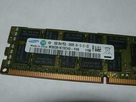 Samsung 128GB 16x 8GB DDR3-1333 PC3L-10600R ECC Reg Memoria M393B1K70CH0-YH9