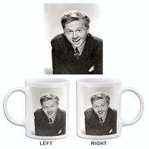 Mickey Rooney - Movie Star Portrait Mug - $23.99+