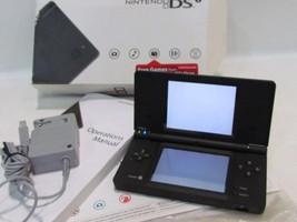 Nintendo DSi - Matte Black  - $129.99