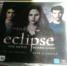 Eclipse - The Movie Board Game from the Twilight Saga- Used. - $18.69