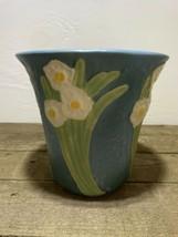 Roseville ceramic planter reproduction - $18.81