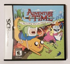 Adventure Time Hey Ice King Whyd You Steal Our Garbage Nintendo DS CIB Complete - $9.85