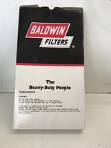 Baldwin= PA2150 Air Filter - $12.48