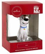 Hallmark  Max   Secret Life Of Pets 2  2019 Gift Ornament - $10.80