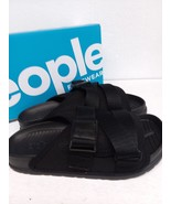 Unisex PEOPLE FOOTWEAR THE LENNON CHILLER  Really Black Mens Size 4 - $49.16