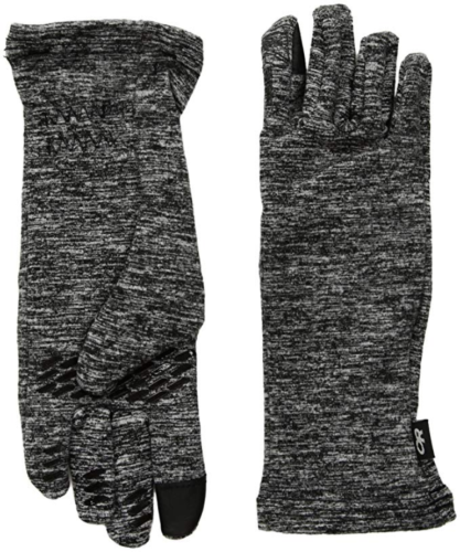M 9-11 Years Outdoor Research Girl's Melody Sensor Touch Screen Gloves Black