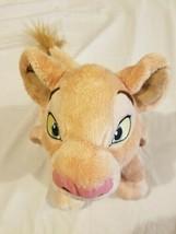 "Rare The Lion King Nala Plush Stuffed Animal Disney Store Soft 12""  - $37.24"