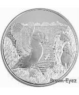 Alaska Mint Puffin Bird Medallion Proof 1Oz Boxed - $93.93