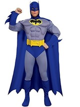 Batman Brave and Bold Deluxe Adult Costume Size: Large - $62.30
