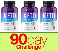 Fast Pure Keto BHB Weight Loss Diet Pills Ketogenic Supplement 180 CAPSULES - $38.56