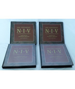 Old Testament NIV 4 Volume Cassette Set 47 Tapes Narrated Steven B Steve... - $69.99