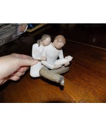 """Willow Tree """"New Life"""" DEMDACO Father, Mother, Baby Figurine, Susan Lord... - $44.88"""