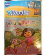 Vtech V.Reader Dora the Explorer: Dora and the Three Little Pigs - New Sealed - $8.59