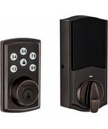 Kwikset SmartCode 888 ZWave Plus Keypad Deadbolt Front Door Lock Venetia... - $69.99
