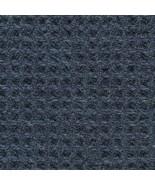 2.75 yards Mid Century Wool Upholstery Fabric Bute Braemar Navy 3802-402 GE - $78.38