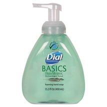 DIA98609 Basics Foaming Hand Soap, Original, Honeysuckle, 15.2oz Pump Bo... - $29.81