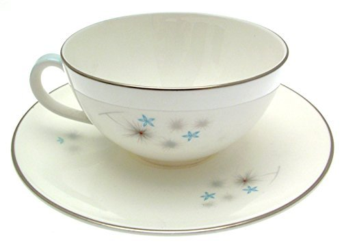 Primary image for Royal Doulton Thistledown h4943 teacup and saucer
