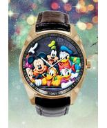 Mickey, Minnie Mouse and Friends Wristwatch - $35.00