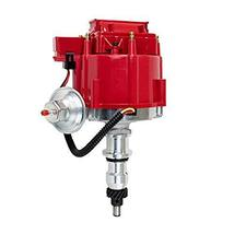 A-Team Performance HEI Complete Distributor 65K Coil Compatible with Ford F100 F