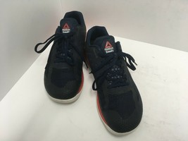 Reebok Men's CrossFit Nano 7 Shoes Size 11.5 Navy Blue Red and White BD5... - $46.74