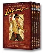 The Adventures of Indiana Jones (Raiders of the Lost Ark / The Temple of Doom /  - $73.50