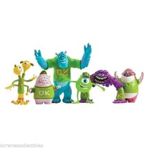 Monsters University Scare Oozma Kappa Students Figures - 6 TOTAL NEW IN BOX - $65.45