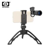 APEXEL APL-20XJJ04 Phone Telephoto Lens Kit for iPhone Samsung Huawei Xi... - $38.72