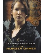 The Hunger Games Movie Single Trading Card #02 NON-SPORTS NECA 2012 - $3.00
