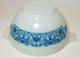 Pyrex 441 Horizon Blue Cinderella 1.5 pt Nesting Mixing Bowl 1969 Apollo... - $27.67