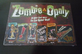 Brand New Zombie Opoly Monopoly Board Game by Late for the Sky - $24.70