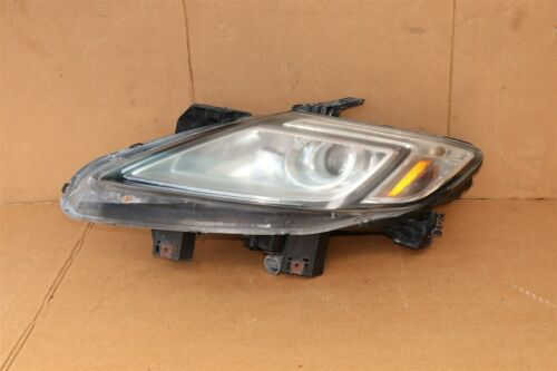 07-09 Mazda CX-9 CX9 Halogen Headlight Driver Left LH