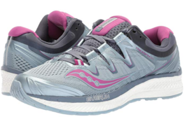 Saucony Triumph ISO 4 Size 7.5 M (B) EU 38.5 Women's Running Shoes Gray ... - $73.49