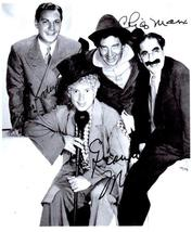 MARX BROTHERS Authentic Original  SIGNED AUTOGRAPHED 8X10 PHOTO w/COA 4 - $425.00
