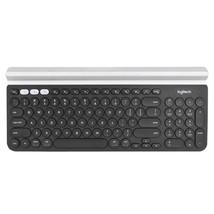 Logitech K780 2.4GHz Wireless Bluetooth Multi-Device Keyboardw/Multimedi... - ₹3,835.47 INR