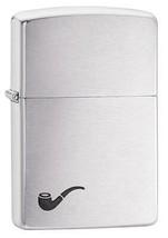 Zippo Lighter - Pipe Lighter Satin Chrome - 853794 - $18.67