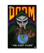 MF Doom - Daniel Dumile Super Villain Hip Hop Artist Poster  - $5.06+