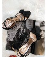 Princess Strappy Leather Wrapped Wedges by Kenneth Cole - $125.00
