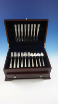 Rose Motif by Stieff Sterling Silver Flatware Set For 8 Service 32 Pieces - $1,995.00
