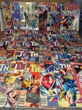 Might Thor comic (35) book lot. Volume one 1 copper age. Marvel, collection - $54.00