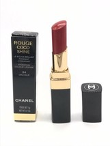 DIALOGUE  # 84  Chanel Rouge Coco Shine Lipshine  Full size  BOXED - $49.49