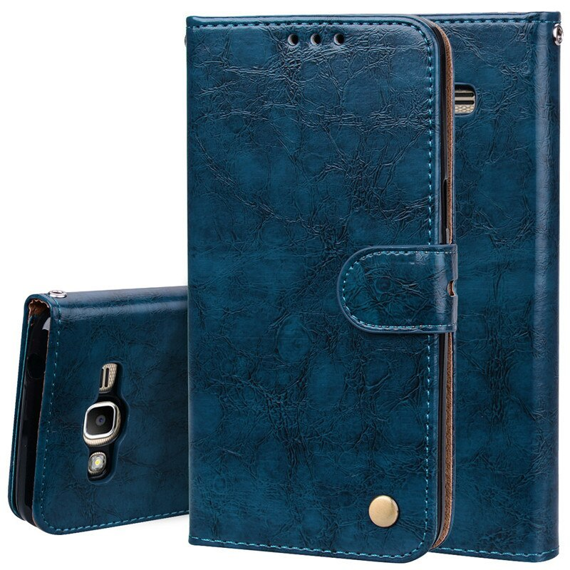 Primary image for Luxury Wallet Flip Case For Samsung Galaxy J8 J4 J6 J2 2018 A6 S3 S5 S7 S6 Edge