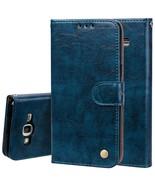 Luxury Wallet Flip Case For Samsung Galaxy J8 J4 J6 J2 2018 A6 S3 S5 S7 ... - $14.34