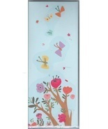 Up With Paper Pop-Up Mother's Day Card With Envelope (Butterfly Tree) - $7.95