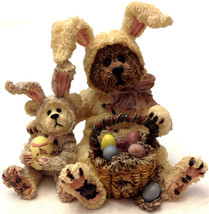 """Boyds Bears Special Occ. Ed. """"Marlowe with Kinsey...Egg Detective"""" #2282 MIB - $28.98"""