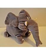 Disney SHEP George of the Jungle Stuffed Plush Beanie Elephant - $8.44